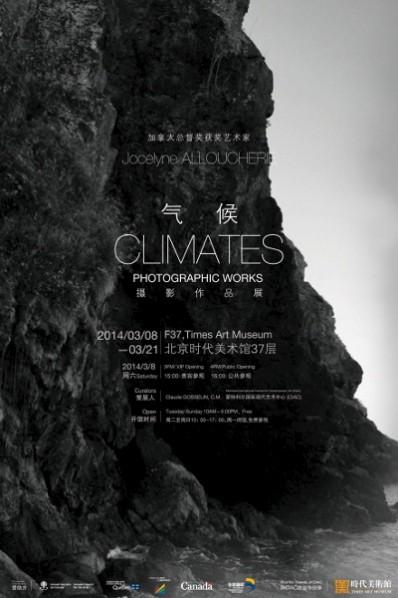 Poster of Climates - Jocelyne Alloucherie Photographic Works