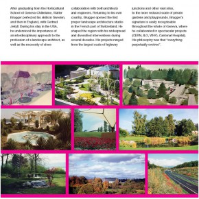 "The Swiss Touch in Landscape Architecture exhibition content Page 11 290x290 - ""The Swiss Touch in Landscape Architecture"" Curated by Michael Jakob to be Presented at Yuan Space"