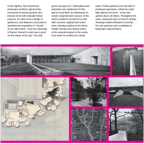 "The Swiss Touch in Landscape Architecture exhibition content Page 12 290x290 - ""The Swiss Touch in Landscape Architecture"" Curated by Michael Jakob to be Presented at Yuan Space"