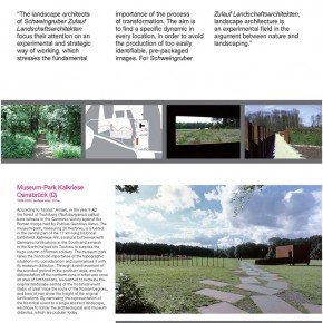 "The Swiss Touch in Landscape Architecture exhibition content Page 19 290x290 - ""The Swiss Touch in Landscape Architecture"" Curated by Michael Jakob to be Presented at Yuan Space"