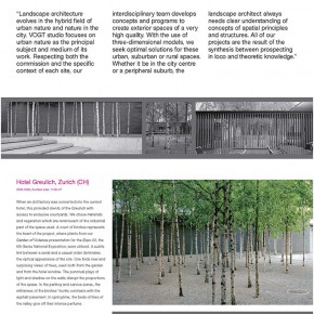 "The Swiss Touch in Landscape Architecture exhibition content Page 20 290x290 - ""The Swiss Touch in Landscape Architecture"" Curated by Michael Jakob to be Presented at Yuan Space"