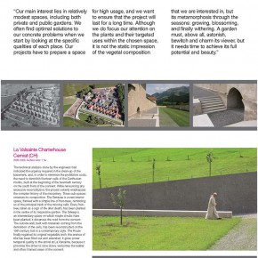 "The Swiss Touch in Landscape Architecture exhibition content Page 24 290x290 - ""The Swiss Touch in Landscape Architecture"" Curated by Michael Jakob to be Presented at Yuan Space"