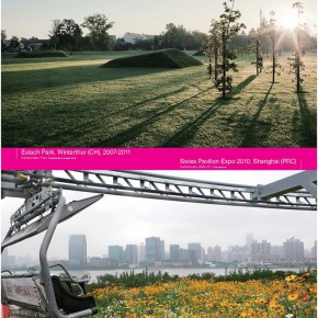 "The Swiss Touch in Landscape Architecture exhibition content Page 33 290x290 - ""The Swiss Touch in Landscape Architecture"" Curated by Michael Jakob to be Presented at Yuan Space"