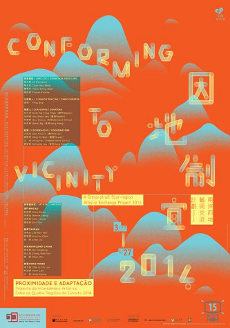 Poster of Conforming to Vicinity