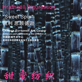 Exhibition of residency program by Icelandic artist Hrafnkell Sigurdsson opened at Chinese European Art Center