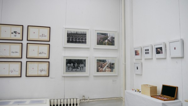 """From the Beginning""–The Debriefing Exhibition of Thinking Transformation Course for the Sophomore Students of the Department of Printmaking 14"