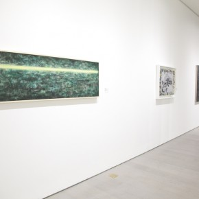 02 Installation View of the Exhibition 290x290 - John Moores Painting Prize (China) Exhibition Inaugurated at the Zendai Himalayas Center