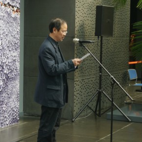 04 Tian Liming, Vice President of China National Academy of Arts, Dean of Academy of Chinese Painting