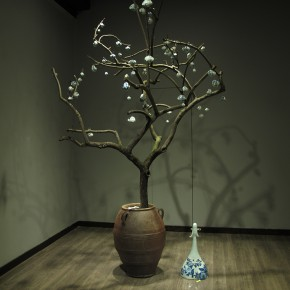 """04 Wang Shuhui """"The Tree of Life"""" 290x290 - Contemporary China's Alchemy First Exhibition Opening at the AMNUA"""