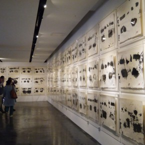 "05 Installation view of ""Ruins Re deconstruction of the Mode of Ink by Li Gang 290x290 - ""Ruins: Re-deconstruction of the Mode in Ink by Li Gang"" Unveiled in Guangzhou"
