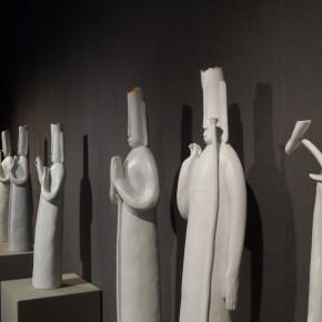 """07 Zhu Legeng, """"Zen"""", 45 x 40 x 125 cm, 2012"""