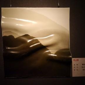 """10 Zhu Legeng, """"The Dream of Chaos"""", 50 x 50 cm, 2014"""