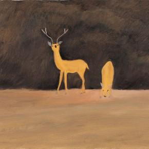 "116 Wu Yi ""Xi Ba He Dong Li"" oil on canvas 30 x 40 cm 2008 290x290 - Wu Yi"