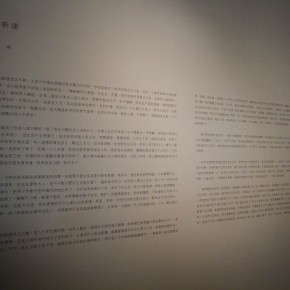 """12 Recalling of Zhu Xinjian – written by Wang Shuo 290x290 - """"Modern Recluse: Hermit Spirits of Zhu Xinjian"""" Opened at Today Art Museum to Recall the New Literati Painter Zhu Xinjian"""