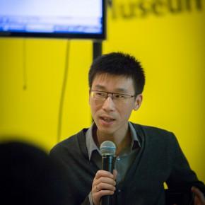 "12 Sheng Wei, Deputy Director of ""Art"" magazine"