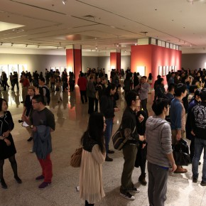 "13 View of the opening ceremony of ""Spirit of Pristine"" Chen Jian Paper Works Solo Exhibition 290x290 - ""Spirit of Pristine"" solo exhibition of Chen Jian featuring his works on paper opened at Hubei Museum of Art"