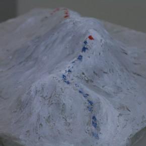 "137 Wu Yi, ""Snow No.2"", sculpture, 2007"