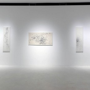 "16 Installation View of Work by Wang Huangsheng at Spiritual as Mountains 290x290 - Pearl Lam Galleries Hong Kong presents group exhibition ""Spiritual as Mountains"""