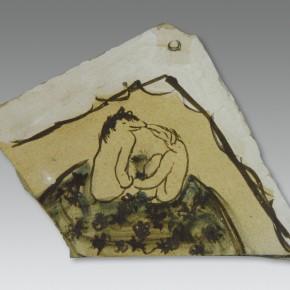 """187 Wu Yi """"New Lover"""" pottery 2003 290x290 - Wu Yi"""