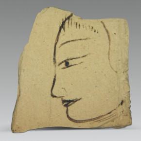 """188 Wu Yi, """"Beauty"""", pottery, 2003"""