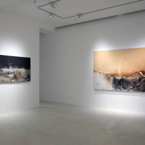 "19 Installation View of Work by Su Xinping at Spiritual as Mountains 290x290 - Pearl Lam Galleries Hong Kong presents group exhibition ""Spiritual as Mountains"""