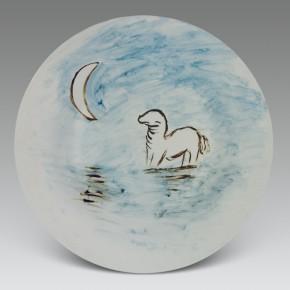 "191 Wu Yi, ""My Chinese Zodiac"", porcelain, 2003"