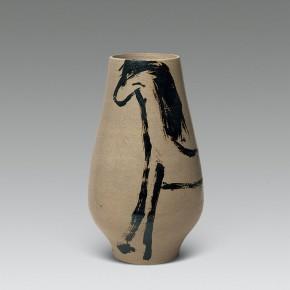 """194 Wu Yi, """"The Horse Show"""", porcelain, 2003"""
