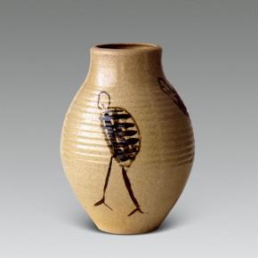 """195 Wu Yi, """"Pacing"""", porcelain, 2003"""