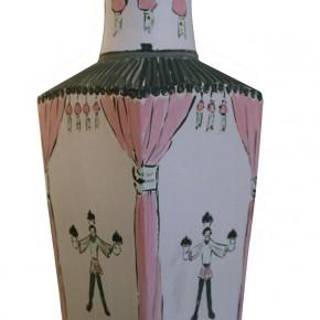 """196 Wu Yi, """"Juggling"""", porcelain, 2001"""