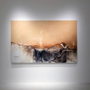 "20 Installation View of Work by Su Xinping at Spiritual as Mountains 290x290 - Pearl Lam Galleries Hong Kong presents group exhibition ""Spiritual as Mountains"""