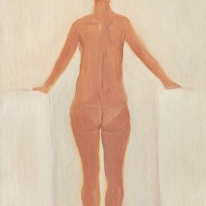 "28 Wu Yi, ""Studio No.1"", oil on canvas, 32 x 22.5 cm, 2013"