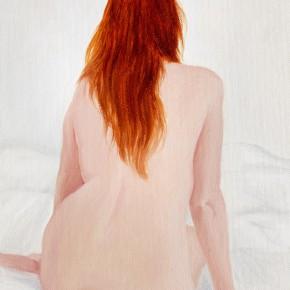 "38 Wu Yi, ""Studio No. 2"", oil on canvas, 29.5 x 22cm, 2013"
