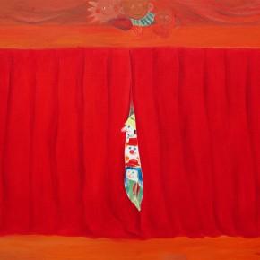 """56 Wu Yi """"Christmas No.2"""" oil on canvas 50 x 60 cm 2013 290x290 - Wu Yi"""