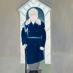 """61 Wu Yi """"Christmas No.5"""" oil on canvas 60 x 50 cm 2013 290x290 - Wu Yi"""