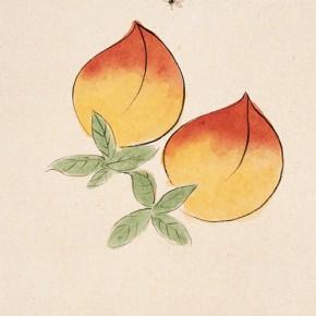 "81 Wu Yi ""Harvest Figure"" ink on paper 69.5 x 45.5 cm 2011 290x290 - Wu Yi"