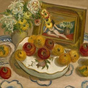 Chen Chengbo, Picture in Picture; Oil on canvas