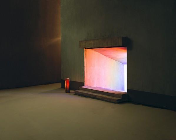 Chen Wei, Entrance, 2013; archival inkjet print, 150 x 187.5cm, 153.5 x 190 x 5cm