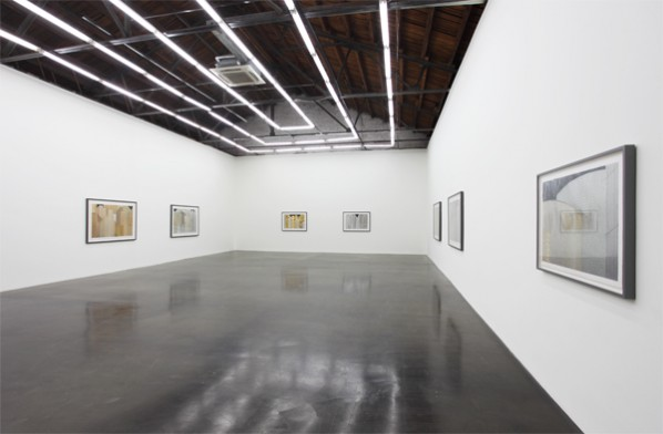 Installation View of Ma Qiusha Works on Paper