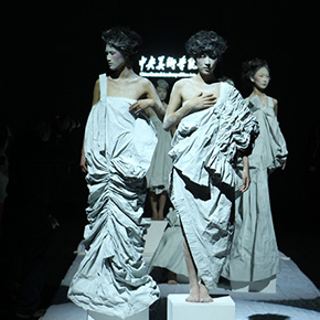 Fashion Show of the Graduates of Fashion Design Major of CAFA