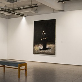 "OCAT Xi'an Spring Programme ""About Painting"" – video review"
