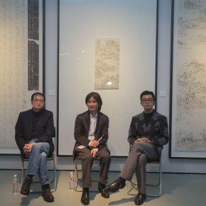 01 The Press Conference of Kai Men 290x290 - Kai Men – Wang Tiande's Solo Exhibition Opened at Today Art Museum