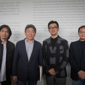 05 The Opening Cerremony of Kai Men 290x290 - Kai Men – Wang Tiande's Solo Exhibition Opened at Today Art Museum