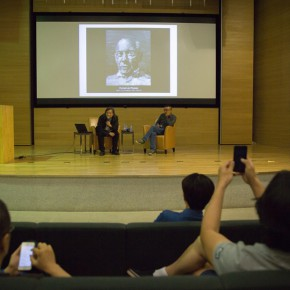 """06 View of the lecture Yan Peiming Talked about """"My History of Art"""" 290x290 - CAFA Lecture: Yan Peiming Talked about """"My History of Art"""""""