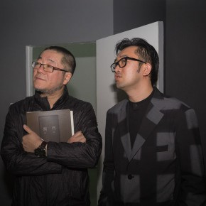 08 The Opening Cerremony of Kai Men 290x290 - Kai Men – Wang Tiande's Solo Exhibition Opened at Today Art Museum