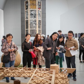 "10 Guided Tour of ""Graduate Exhibition 2014"""
