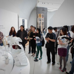 "11 Guided Tour of ""Graduate Exhibition 2014"""