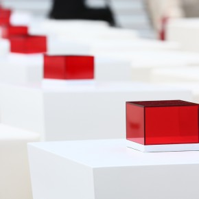 11 Seats of the guests 290x290 - Prizes of the 8th Award of Art China Eventually Announced at the Cining Palace of the Forbidden City