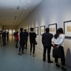 11 The Opening Cerremony of Kai Men 290x290 - Kai Men – Wang Tiande's Solo Exhibition Opened at Today Art Museum