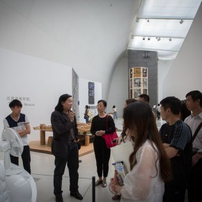 "12 Guided Tour of ""Graduate Exhibition 2014"""