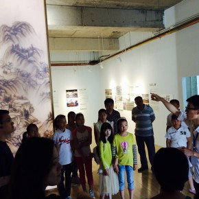 "12 IMG 0854 副本1 290x290 - Xu Bing's ""Background Story: Dwelling in Fuchun Mountains"" Opened at Inside-Out Art Museum"